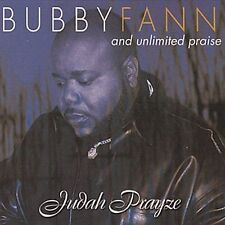 Bubby Fann & Unlimited Praise: Judah Prayze  Audio Cassette