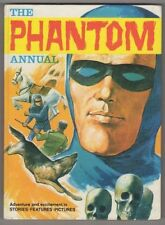 Phantom Hardcover Comic Books