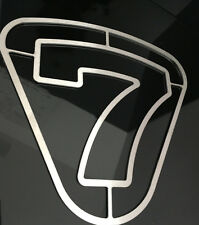 CATERHAM SEVEN  westfield mk LOTUS 7 GRILL BADGE