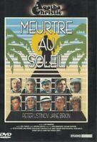 DVD MEUTRE AU SOLEIL AGATHA CHRISTIE