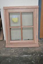 Brand New Cottage Bar Glazed Hardwood Window 625mm x 745mm 1 x Side Opener RHH