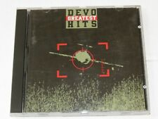 Devo Greatest Hits CD Warner Bros Records Here to Go Through Being Cool