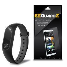 4X EZguardz NEW Screen Protector Cover HD 4X For Xiaomi Mi Band 2