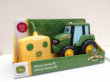 TRATTORE JOHN DEERE JOHNNY RC TOMY LP67287 NUOVO