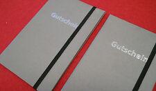 Design Gift Vouchers, vouchers, Papeterie, Christmas, classy exceptional