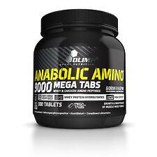 OLIMP Anabolic Amino 9000 Mega Tabs 300 Tabs AMINO ACIDS, WHEY & CHICKEN PROTEIN