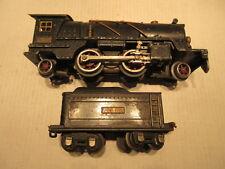 Lionel Train 261 Steam Locomotive With Tender O-Gauge