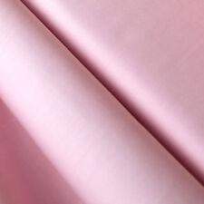 Baumwollstoff UNI Farbe Pastellrosa 100% Baumwolle einfarbig