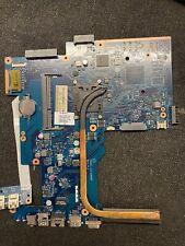HP 255 G3 AMD E1-6010 motherboard ZSO51 LA-A996P SPS: 764003-501, Probado