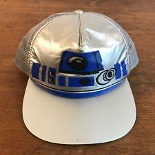 Star Wars R2D2 Lucas Film Official Snapback Baseball Cap Hat CH17