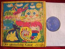 Der gestiefelte Kater + Der Trommler        Litera  LP