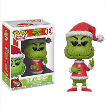 Pop! Vinyl Santa Grinch from Dr. Seuss' The Grinch