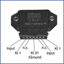 Schaltgerät Zündanlage - Hüco 138401