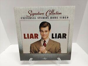 Liar Liar Laserdisc LD Nice Shape NOT DVD