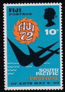 FIJI #327 MNH SOUTH PACIFIC FESTIVAL OF ARTS (EMBLEM)