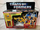 G1 Transformers Autobot Powermaster SLAPDASH 100% COMPLETE MIB UNUSED All Papers For Sale