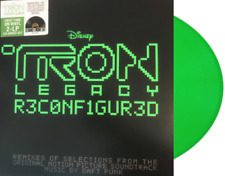 Daft Punk Tron Legacy Reconfigured Coloured Double LP RSD 2020 New Sealed