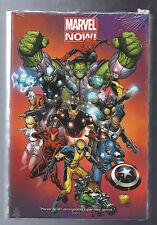 MARVEL NOW OMNIBUS HC 1st PRINT Deadpool Gambit GOTG Thor 2013 OOP SEALED NM