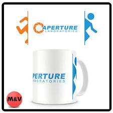 Portal aperture labs game mug xbox360, ps3, ps4, xbox one, pc
