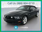 2011 Ford Mustang GT Convertible 2D Traction Control ABS (4-Wheel) Keyless Entry AdvanceTrac Cruise Control Power