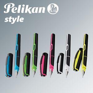 Pelikan Style Fountain Pen Filler Fountain Pen School Jugendfüller P57 M
