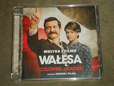 Walesa: Czlowiek Z Nadziei Soundtrack