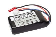 RC BATTERIE 7.4V 800mAh Mini JST-Plug pour voitures de course