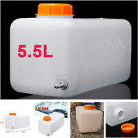 5.5L Plastic Fuel Oil Gasoline Tank For Car SUV Truck Air Diesel Parking Heater