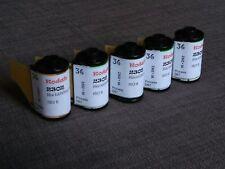35mm-Kodak 2302 Black & White Print film, 36exp (*5 rolls)