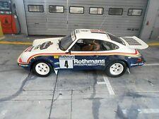 PORSCHE 911 SC/RS Rallye 1000 Pistes #4 Toivonen Gr.B Rothman s NEU OTTO 1:18