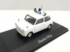 ATLAS EDITIONS BRITISH POLICE CARS AUSTIN MINI ROYAL ULSTER CONSTABULARY JA15