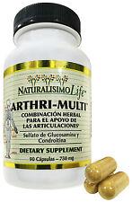 Arthri-Multi 90 Capsules 750mg Joint Pain & Arthritis Glucosamine Chondroitin