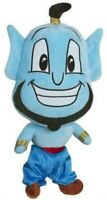 Disney Aladdin Movie Genie 30cm Plush Stuffed Soft Toy Blue Birthday Gift
