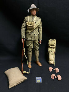 DRAGON / DID WWI BUCK JONES 1:6 Scale Action Figure