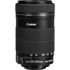 Canon EF-S 55-250mm F4-5.6 IS STM Lens (Certified Refurbished)