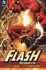 Flash-Rebirth, Panini
