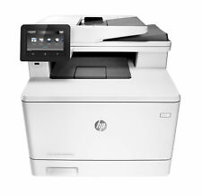 Impresora HP Multifuncion LaserJet color M477fdn