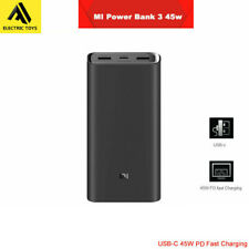 New Xiaomi' Power Bank 3 Pro 20000mAh 2-Way USB-C 45W PD QC3.0 Fast Charge
