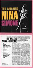 CD Nina SIMONE	The Amazing Nina Simone - Mini LP REPLICA 12-track CARD SLEEVE	CD