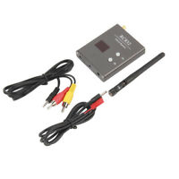 Safty Use 5.8G 1000mW FPV Video Audio 8CH AV 5.8GHz RX Receiver 150mA Set