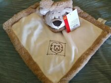 Lion~LOVEY Blanket~Plush Stuffed Animal Baby Security Blanket-LOW GLOBAL SHIP