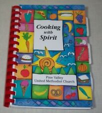 PINE VALLEY UNITED METHODIST CHURCH COOKBOOK 2002 NC WILMINGTON NORTH CAROLINA