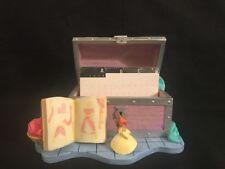 RARE Disney Cinderella Address Card Holder Dress Mice Office Desk Accessory File