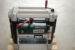 Metabo Dickenhobel DH 330, Hobelmaschine