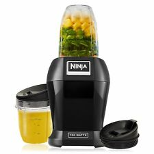 Nutri Ninja 700W Personal Blender & Smoothie Maker BL457UK - Black - CLEARANCE
