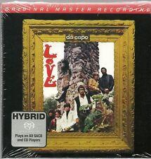 Hybrid-SACD (MFSL NEU!) . LOVE - Da Capo (Seven & Seven is Orange Skies CD mkmbh
