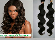 22'' Body Wave Remy Human Hair Braiding Bulk Extensions 2oz