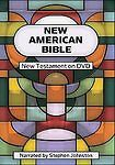 New American Bible - New Testament DVD New