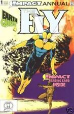 The Fly Annual #1 (Impact Comics Dc)
