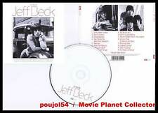 "JEFF BECK ""The Best Of"" (CD) R.Stewart - 16 titres 2008"